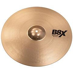 Sabian B8X SA41609X Rock « Cymbale Crash