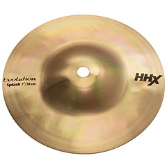 "Sabian HHX Evolution 7"" Splash « Splash"
