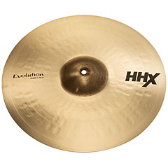 "Sabian HHX Evolution 17"" Crash « Cymbale Crash"