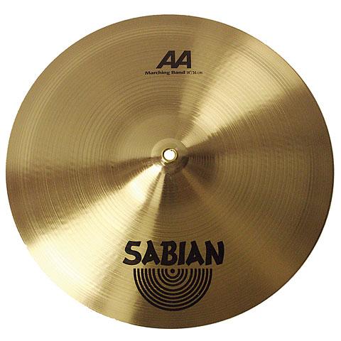"""Cymbale de fanfare Sabian AA 14"""" Marching Cymbals Pair"""