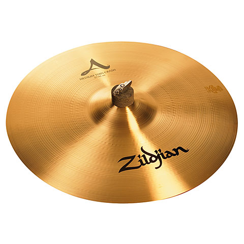 "Crash-Becken Zildjian A 17"" Medium Thin Crash"