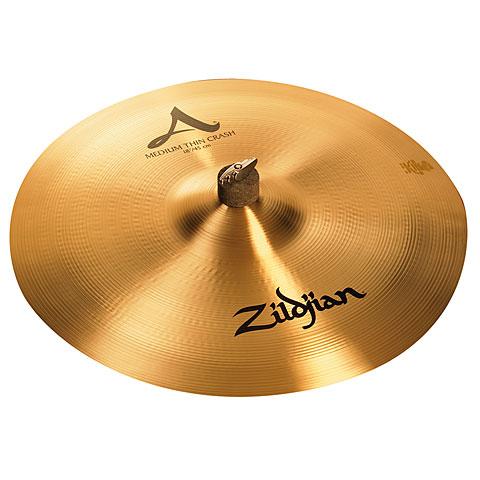 "Crash Zildjian A 18"" Medium Thin Crash"