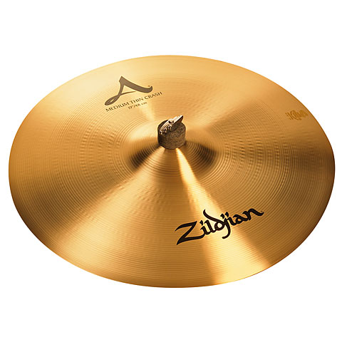 "Crash Zildjian A 19"" Medium Thin Crash"