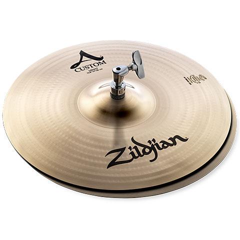 "Hi Hat Zildjian A Custom 14"" HiHat"