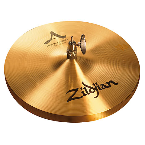 "Hi Hat Zildjian A 13"" New Beat HiHat"