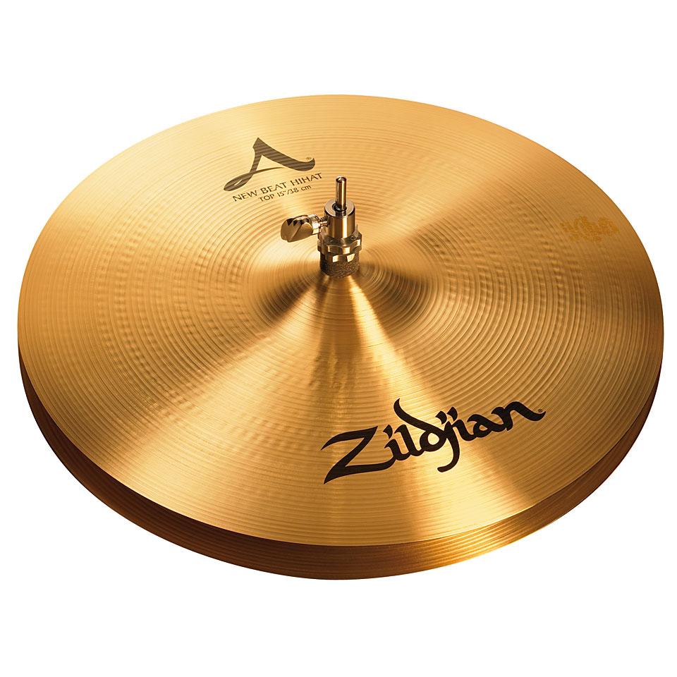 zildjian a 15 new beat hihat hi hat cymbal. Black Bedroom Furniture Sets. Home Design Ideas