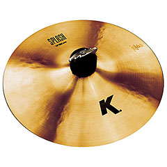"Zildjian K 10"" Splash « Cymbale Splash"