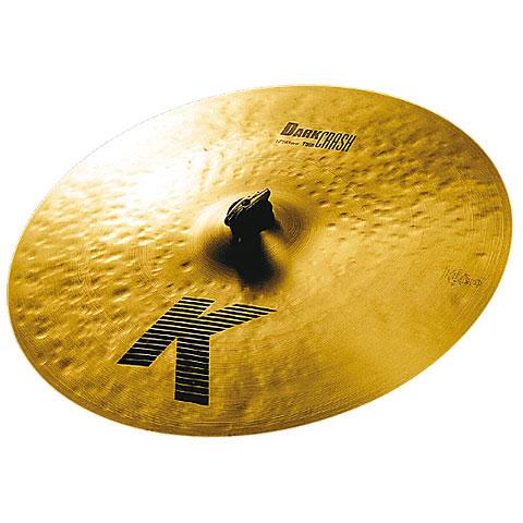Zildjian K 17  Dark Thin Crash