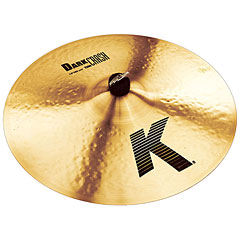 "Zildjian K18"" Dark Thin Crash"