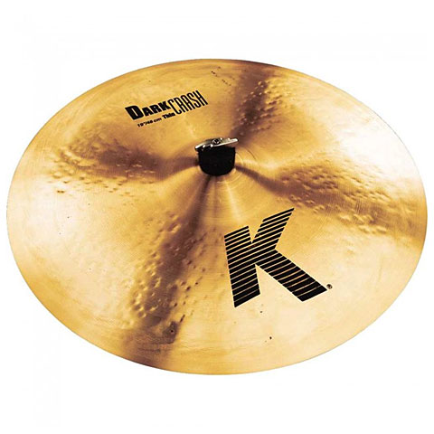 Zildjian K 19  Dark Thin Crash