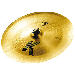 "Zildjian K 17"" China"