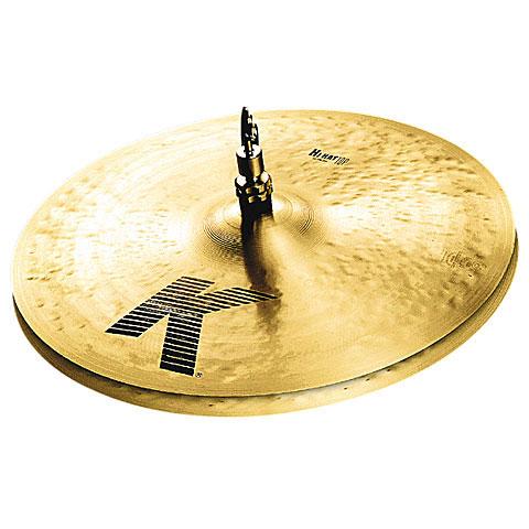 """Cymbale Hi-Hat Zildjian K 14"""" HiHat"""