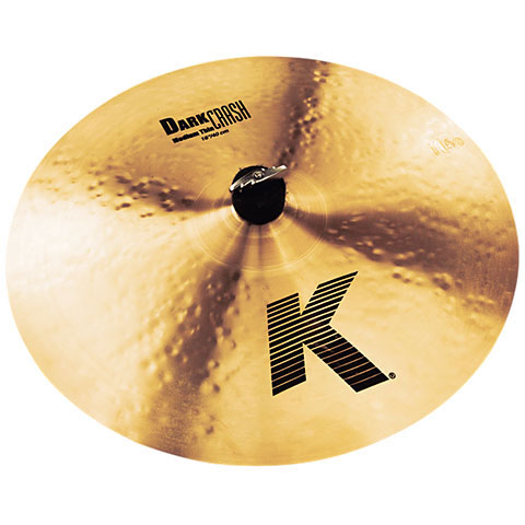 Zildjian K 16  Dark Medium Thin Crash
