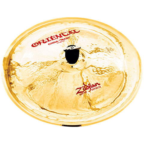 "China Zildjian Oriental 16"" Trash China"