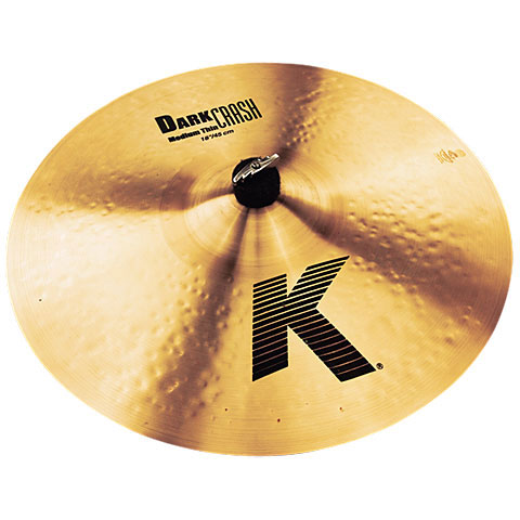 Zildjian K 17  Dark Medium Thin Crash