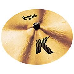 """Zildjian K 18"""" Dark Medium Thin Crash « Crash"""