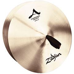 "Zildjian Symphonic Viennese Tone 18"" Pair « Marsbekken"