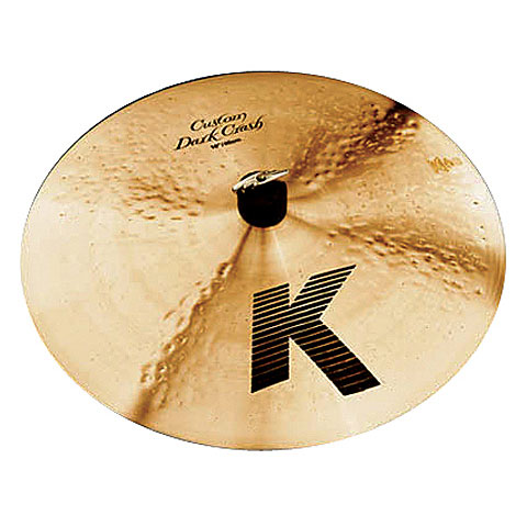 "Crash Zildjian K Custom 16"" Dark Crash"