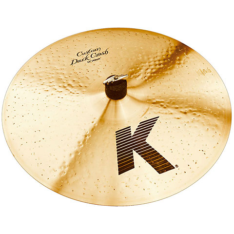 "Crash Zildjian K Custom 17"" Dark Crash"