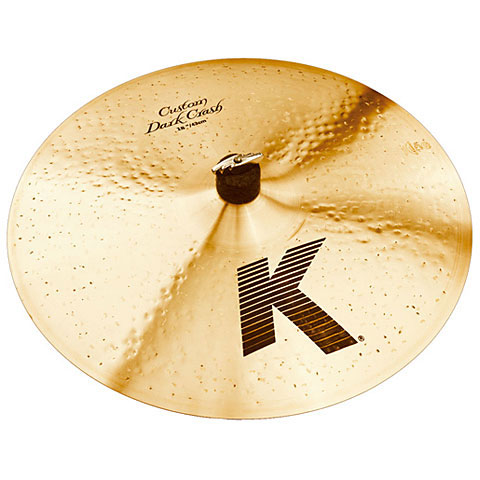 Zildjian K Custom 18  Dark Crash