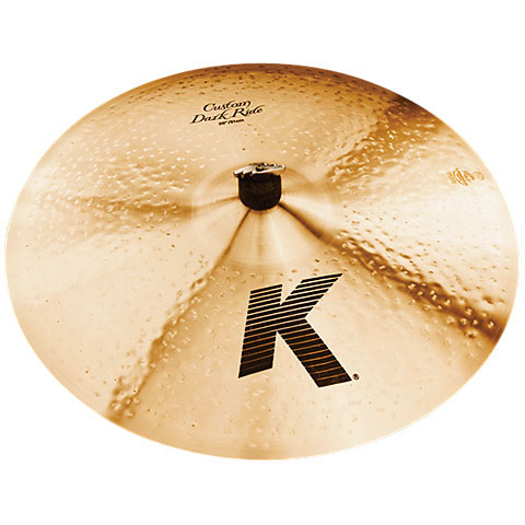 "Ride-Becken Zildjian K Custom 20"" Dark Ride"
