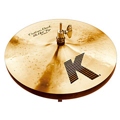 "Zildjian K Custom 13"" Dark HiHat « Hi-Hat-Becken"