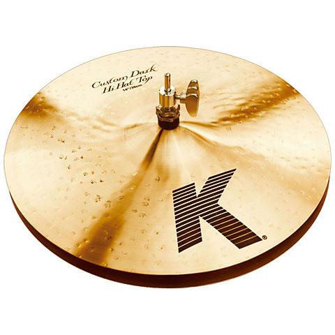 "Hi Hat Zildjian K Custom 14"" Dark HiHat"