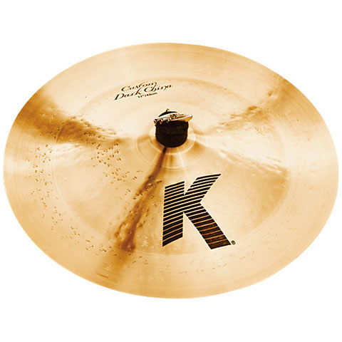 "China-Becken Zildjian K Custom 17"" Dark China"