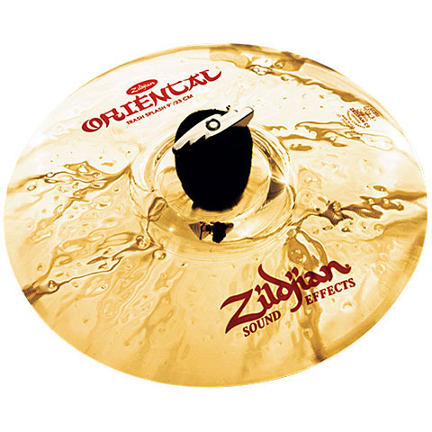 "Zildjian Oriental 9"" Trash Splash"