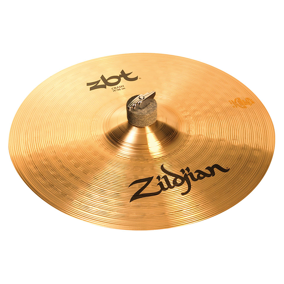zildjian zbt 14 crash crash cymbal. Black Bedroom Furniture Sets. Home Design Ideas
