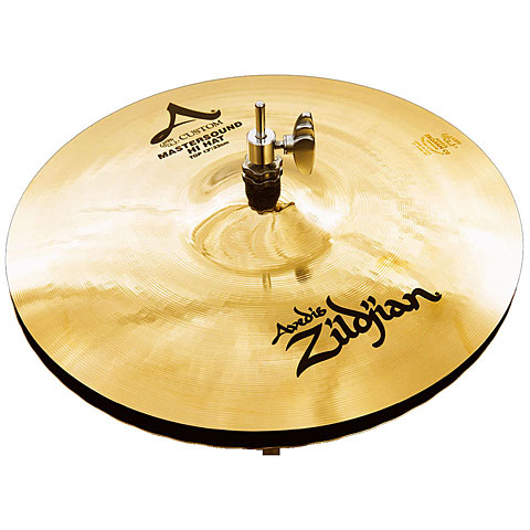 Zildjian A Custom 13  Mastersound HiHat