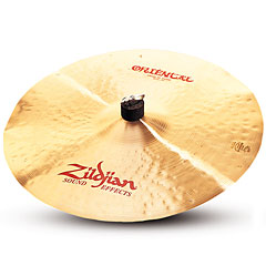 "Zildjian Oriental 20"" Crash of Doom « Crash"