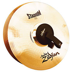 "Zildjian Avedis Marching Cymbals 16"" Stadium Medium Pair « Orquesta y banda"