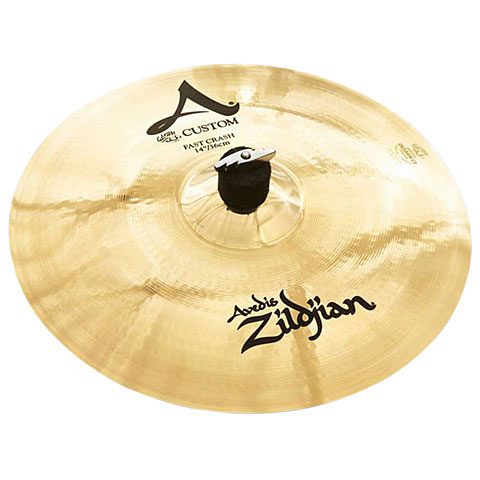 "Zildjian A Custom14"" Fast Crash"