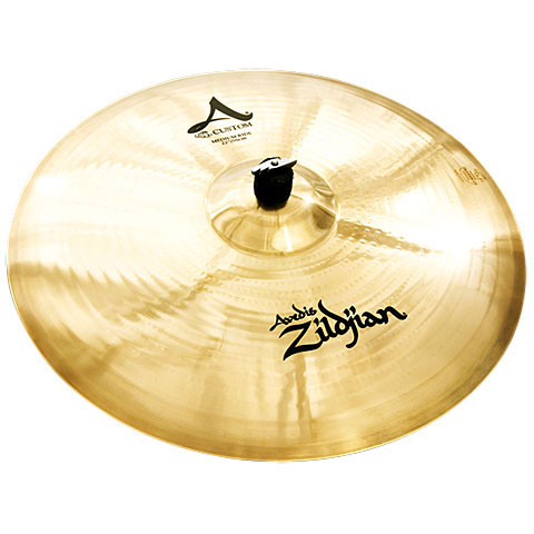 "Ride-Becken Zildjian A Custom 22"" Medium Ride"