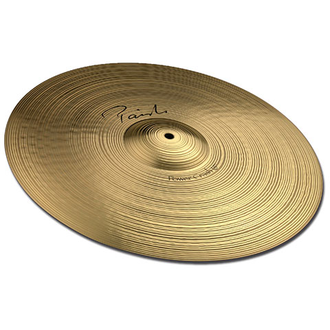 "Cymbale Crash Paiste Signature 18"" Power Crash"