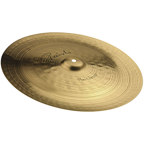 "China-Becken Paiste Signature 16"" Thin China"