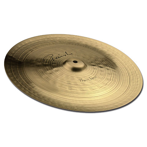 "China-Becken Paiste Signature 18"" Thin China"