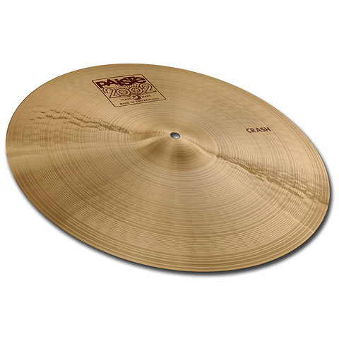 "Crash-Becken Paiste 2002 17"" Crash"