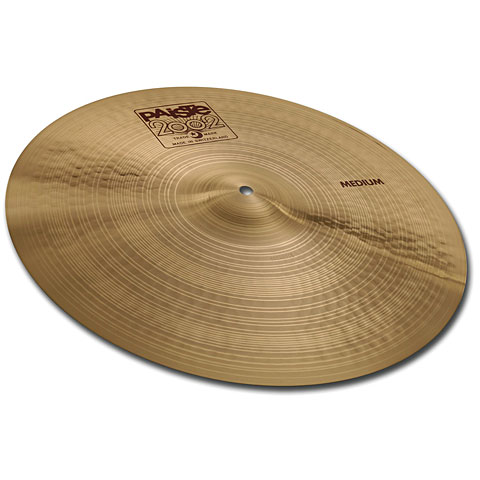 Paiste 2002 18  Medium Crash