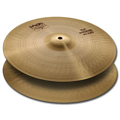 "Paiste 2002 14"" Medium HiHat « Hi-Hat-Becken"