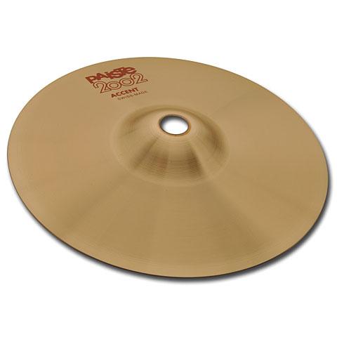 """FX Cymbals Paiste 2002 Accent 6"""" Effekt-Becken"""