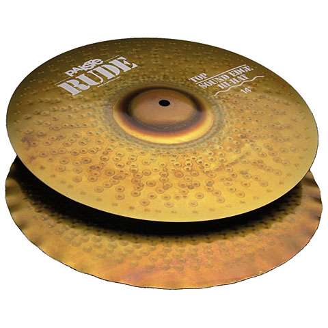 "Hi Hat Paiste RUDE 14"" Sound Edge HiHat"