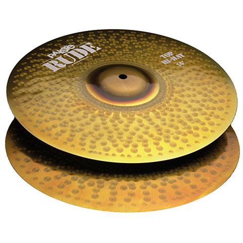 "Cymbale Hi-Hat Paiste RUDE 14"" HiHat"