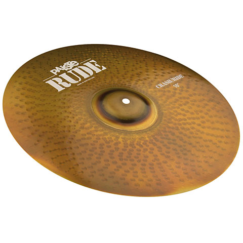 "Cymbale Crash-Ride Paiste RUDE 18"" Crash-Ride"