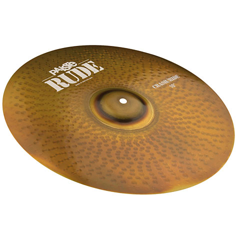 "Cymbale Crash-Ride Paiste RUDE 17"" Crash-Ride"
