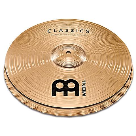 Hi Hat Meinl Classics C14MSW