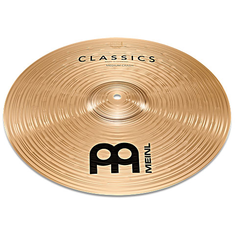 Meinl Classics 18  Medium Crash