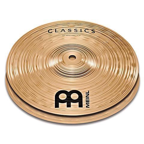 """Meinl Classics 10"""" Medium HiHat"""