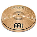 "Hi-Hat-Cymbal Meinl Classics 10"" Medium HiHat"